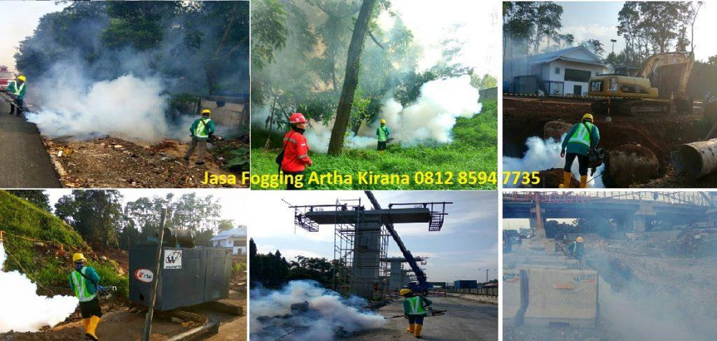 Jasa Fogging Murah di Jakarta