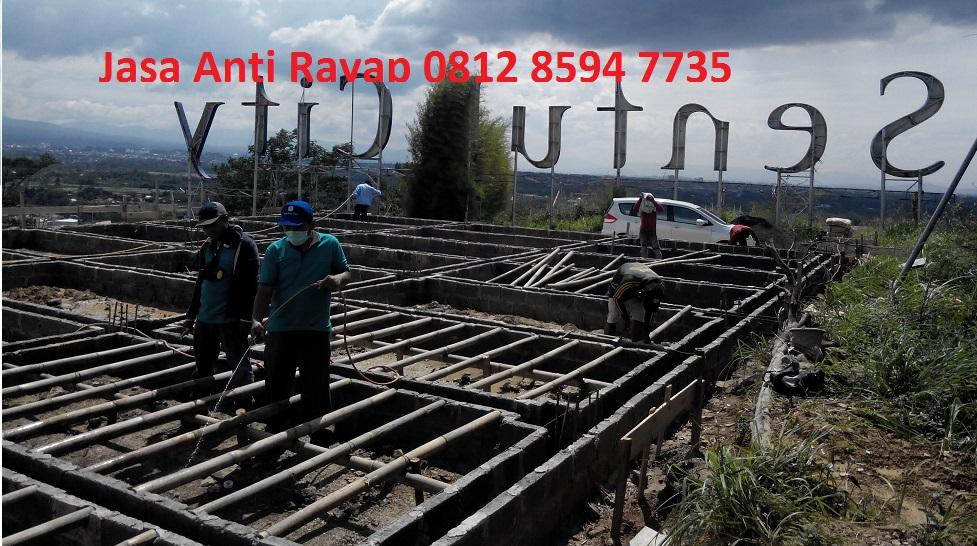 Jasa Anti Rayap Murah di Mataram Lombok