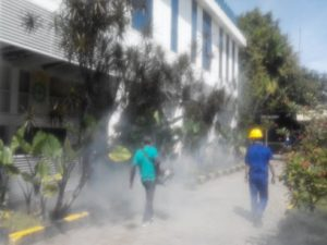 Jasa Fogging Murah di Bekasi